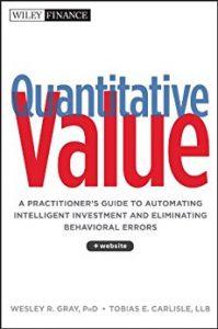 Quantitative Value Screener - Quant Investing